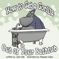 How to get a Gorilla out of your Bathtub (Book cover)